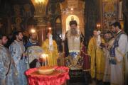 Εορτασμός Παναγίας Οστρομπράμσκα